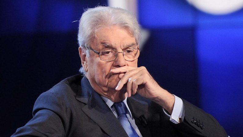 Calogero Mannino: «Politica ridotta in condizioni pietose con partiti occasionali»