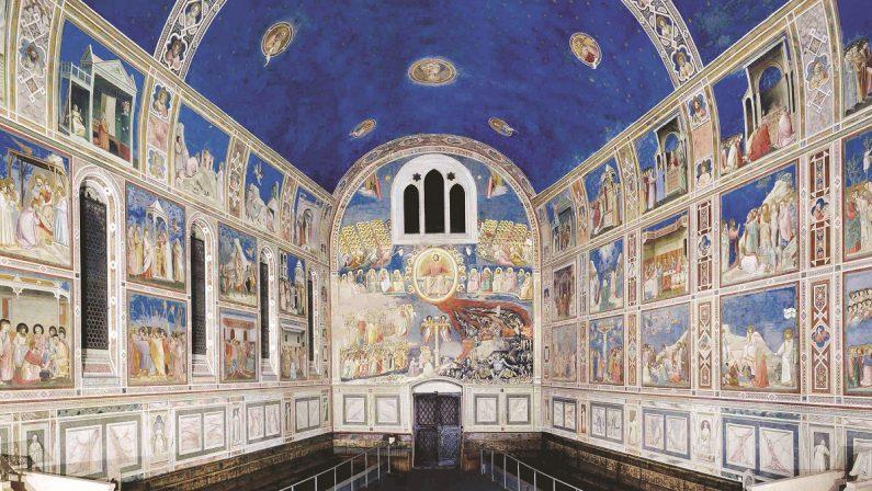 Giotto e Michelangelo con il bavaglio: mai la barbarie ha osato così tanto