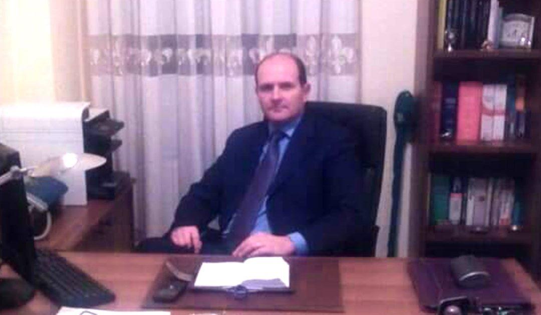 Il neo assessore Domenico Francica