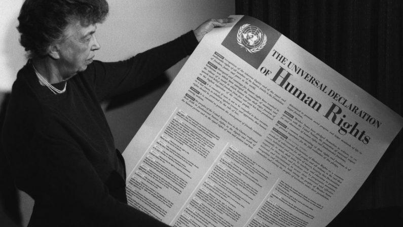 Giornata mondiale dei diritti umani. C'è da chiedersi quali diritti l'essere umano ha raggiunto