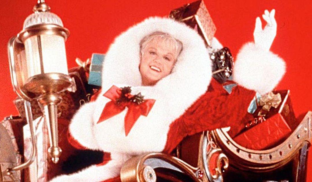 Angela Lansbury nei panni di Mamma Natale