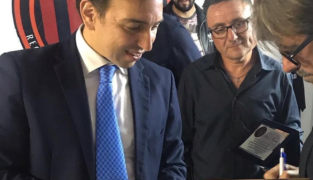 Antonino Castorina e Carmelo Giustra