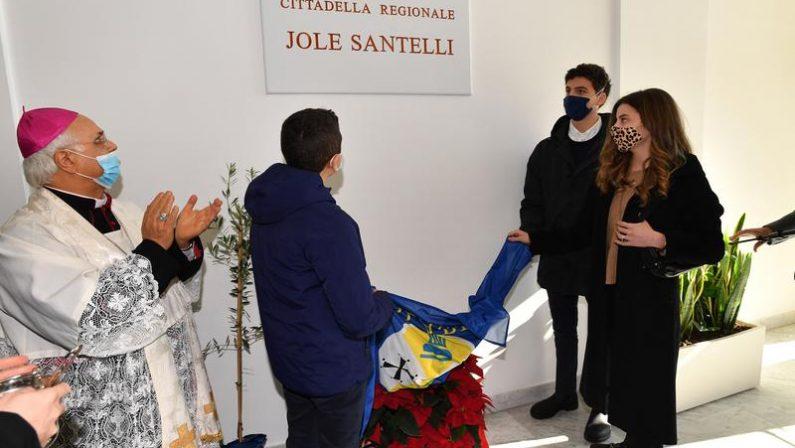 Gli uffici della Regione intitolati a Jole Santelli. Spirlì: «Il regalo della Calabria per lei»
