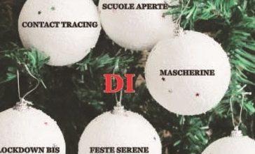 Le balle di Natale sotto l'albero del Governo