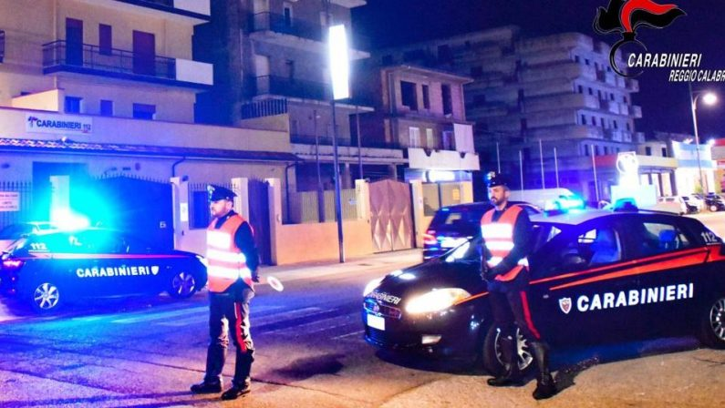 Camion ed escavatori rubati nel Catanzarese, tre arresti nel Reggino