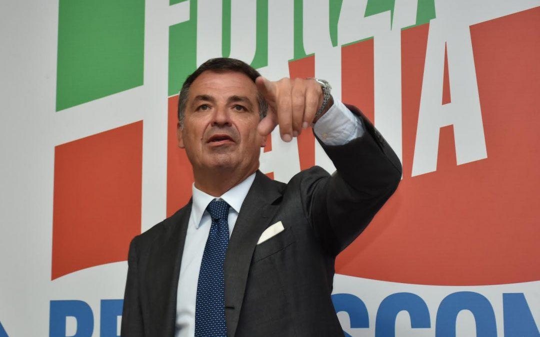"""Napoli amministrative, De Siano: Parte il progetto FI, a breve daremo lo sfratto a De Magistris"""""""