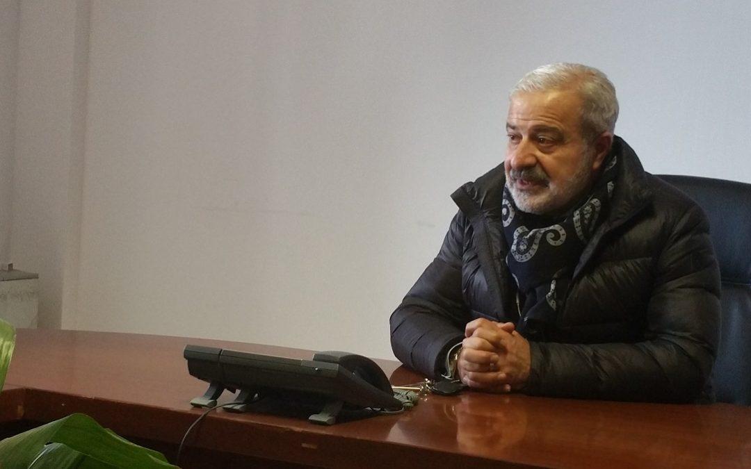 Il commissario alla sanità, Guido Longo