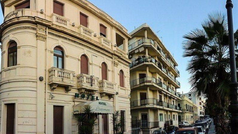 Coronavirus in Calabria, attivo il primo Covid hotel di Reggio