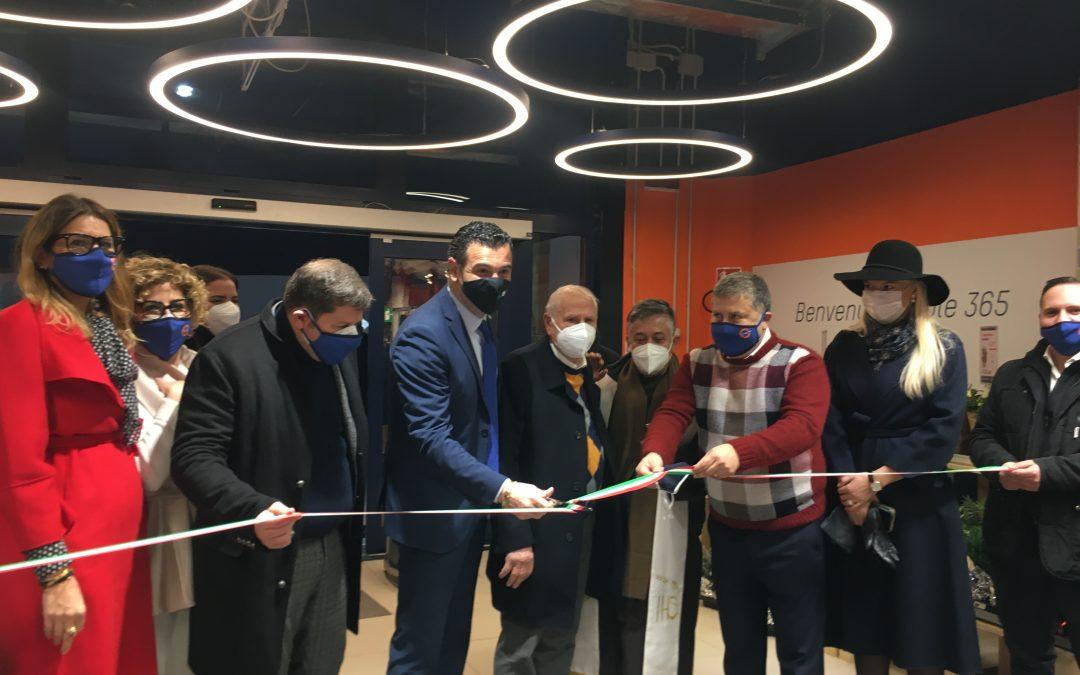 """Rinasce il Mercatone ad Avellino con l'inaugurazione del parcheggio e del supermercato """"Sole 365"""""""