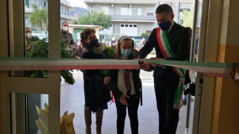 Acquaro, inaugurato il nuovo edificio scolastico