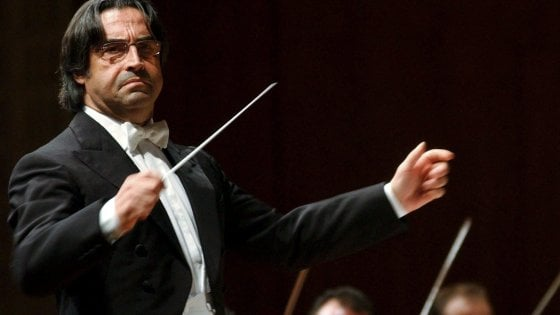 Musica, Riccardo Muti torna alla Reggia di Caserta