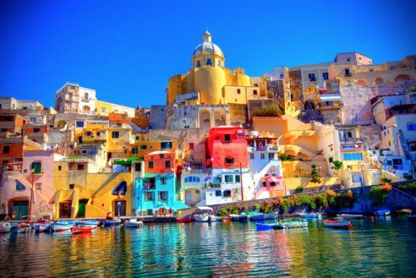 Procida capitale italiana della cultura nel 2022