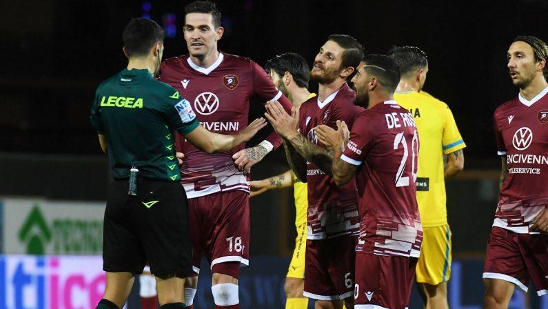 Baroni sconfitto alla prima al Granillo, Reggina battuta 3-1 dal Cittadella