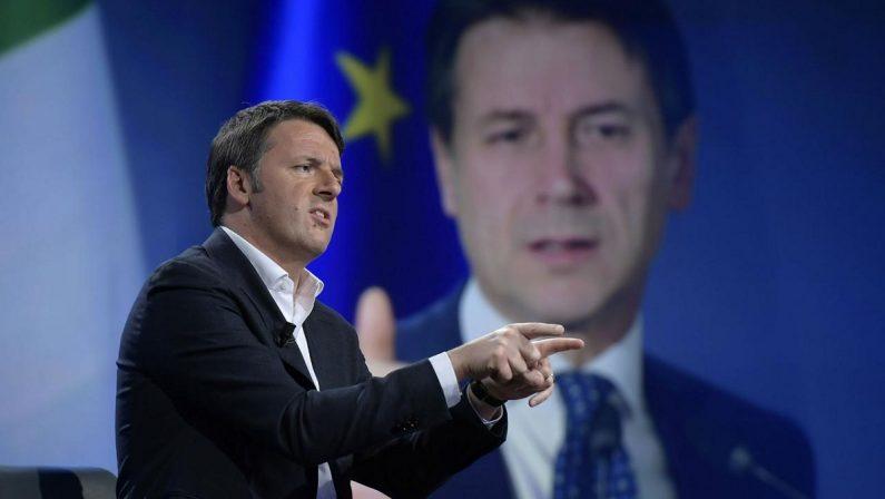 La trattativa per uscire dalla crisi di Governo strisciante Stato confusionale trasversale Renzi-Conte: il gioco del rilancio