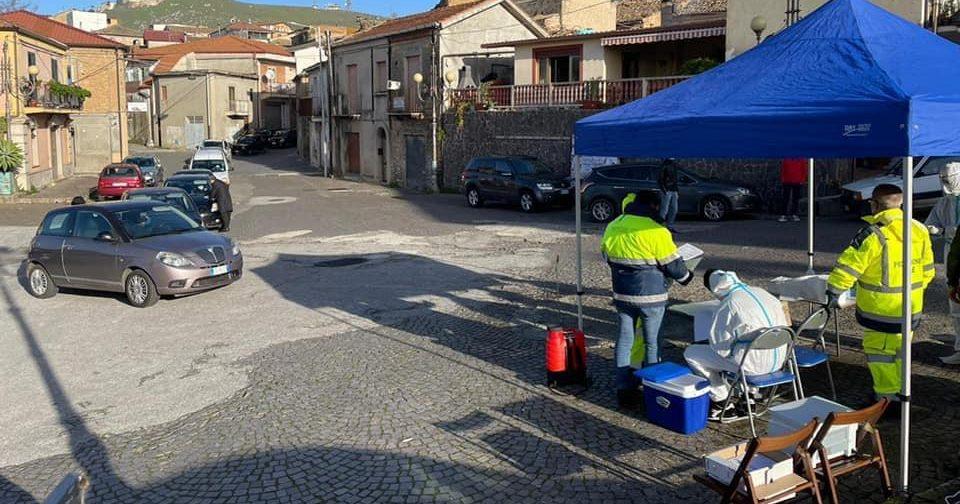Coronavirus in Calabria, a Piscopio i contagi salgono a 330 ma il dato si stima ancora in crescita