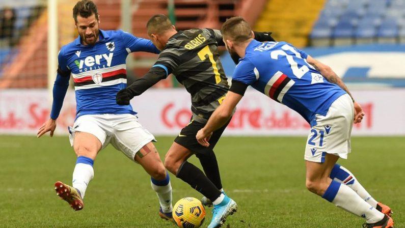 Il punto sulla giornata di Serie A, la Samp punisce l'Inter con gli ex, vincono Roma e Lazio