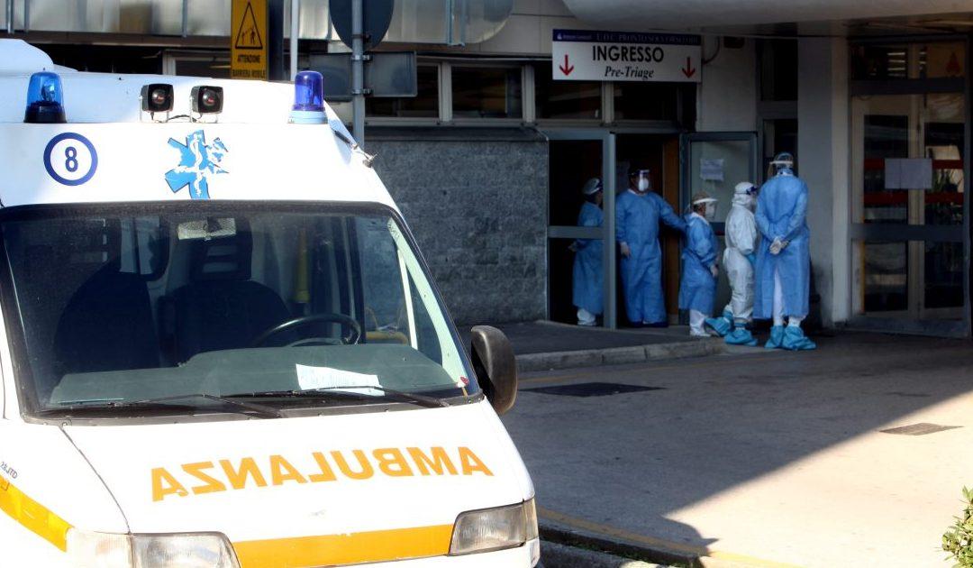 Coronavirus in Italia, 17.533 nuovi casi e 620 decessi in 24 ore. Indice di positività al 12,4%