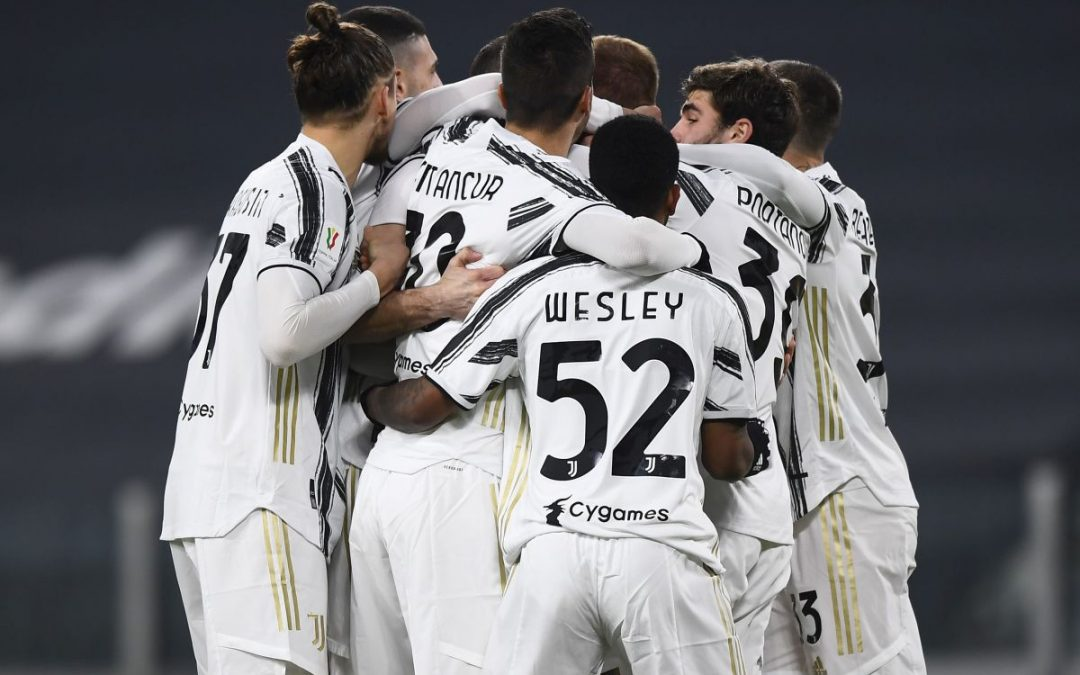 Juve ai quarti di Coppa Italia, 3-2 al Genoa dopo supplementari