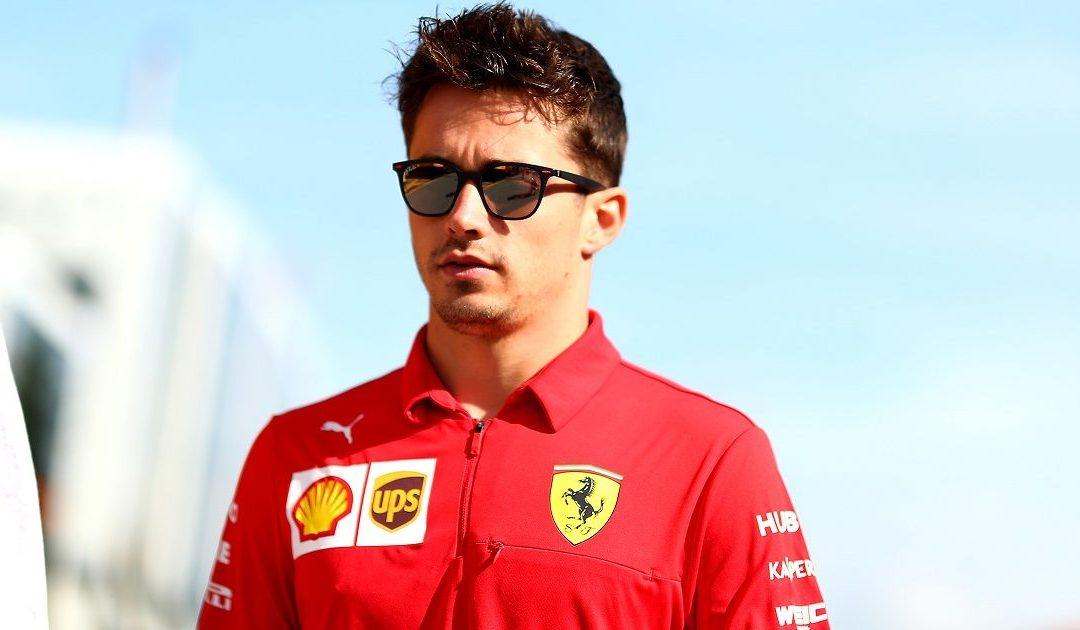 F1 | Charles Leclerc è risultato positivo al Covid-19