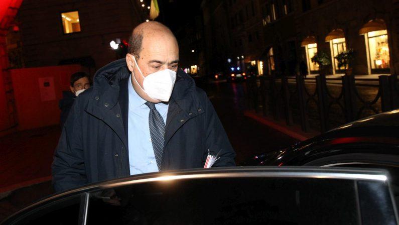 Fiducia al governo, Zingaretti: «Evitato un salto nel buio»