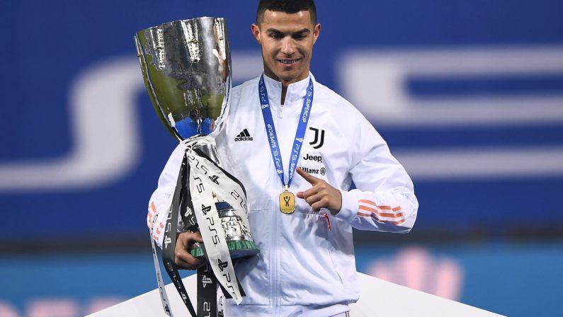 """Ronaldo """"Siamo tornati, questa è la Juve che amiamo"""""""