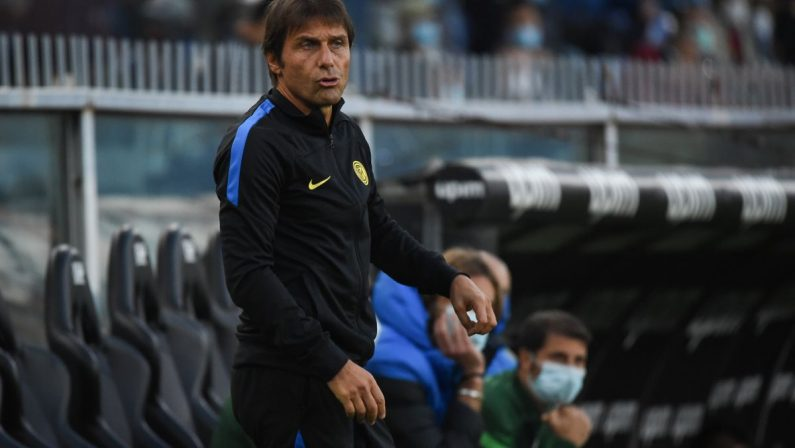 """Conte """"La vittoria con la Juve deve accrescere l'entusiasmo"""""""