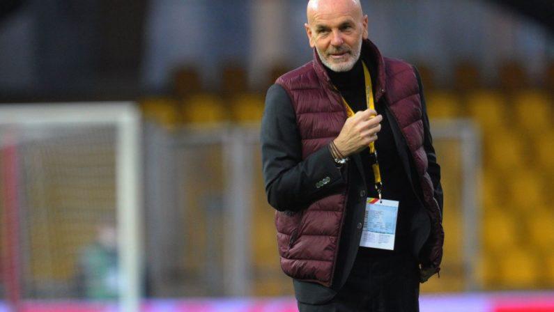 """Pioli """"L'Atalanta è incredibile, Mandzukic si è inserito bene"""""""
