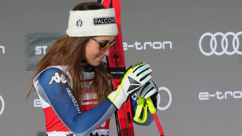 Sofia Goggia vince 2^ discesa libera Crans Montana