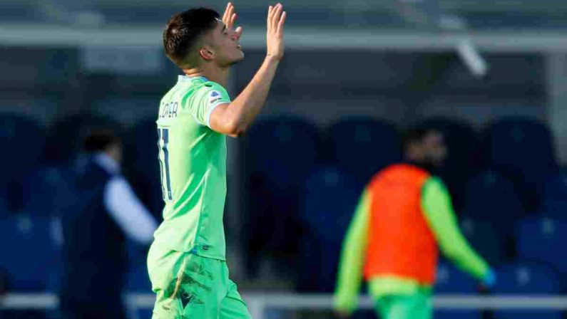 Colpo Lazio a Bergamo, pari fra Cagliari e Sassuolo, vince il Genoa