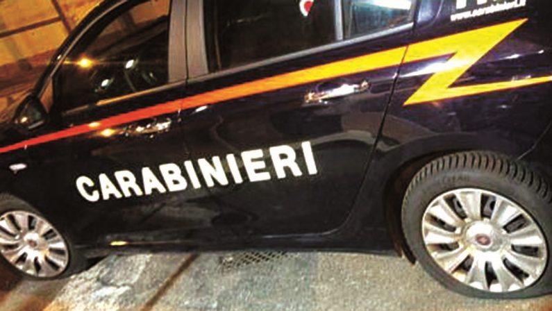Cutro, raid contro l'auto dei carabinieria Capodanno, 2 indagati