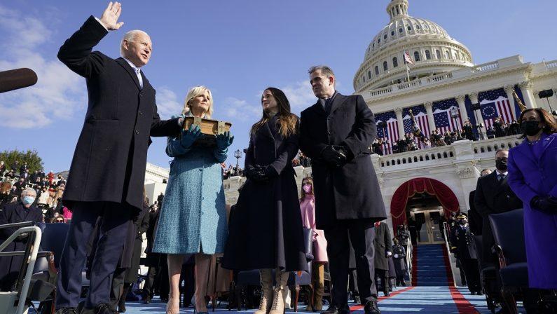 Biden proclamato presidente degli Usa: «Non c'è tempo da perdere»