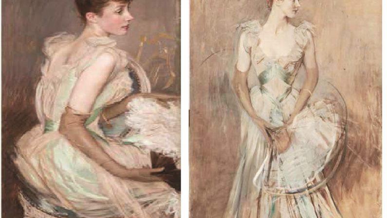 Boldini e la contessa de Leusse: il colorista nato con il disegno