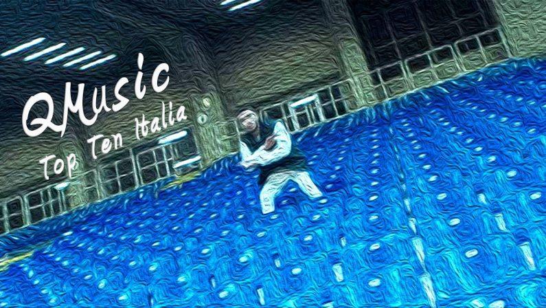 Qmusic Settimana 3-2021 - La top ten dei Video musicali più visti su Youtube in Italia