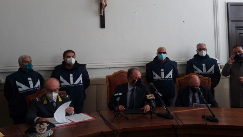 """Operazione """"Basso profilo"""" contro i legami tra politica e clan di 'ndrangheta: i destinatari dei provvedimenti"""