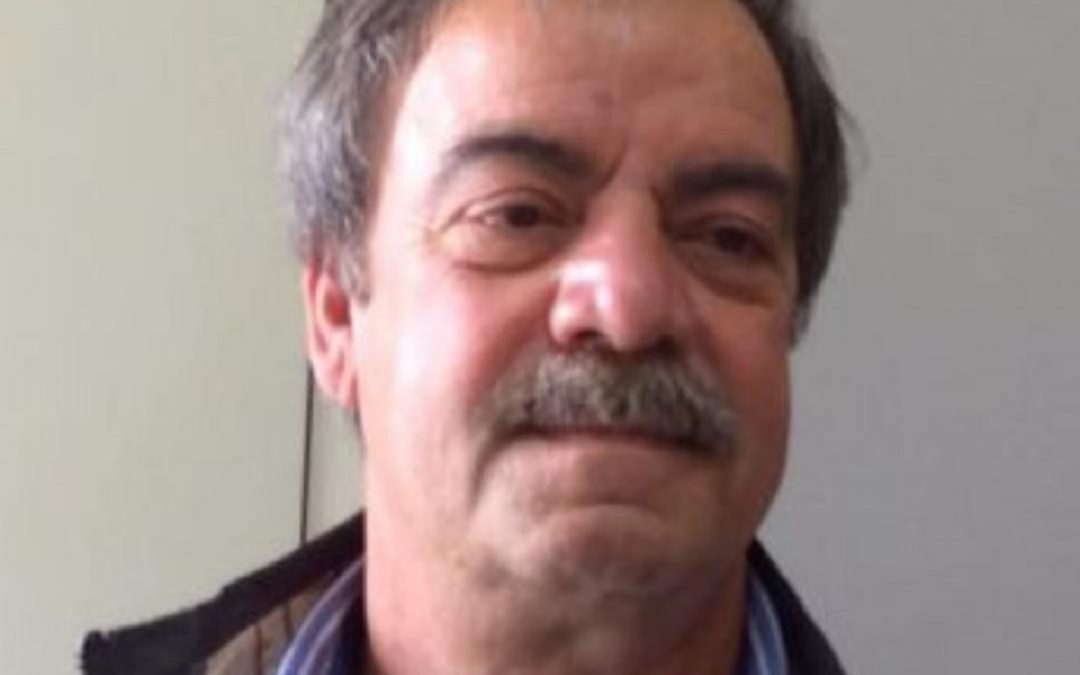 Cosmo Tassone, scomparso all'età di 71 anni