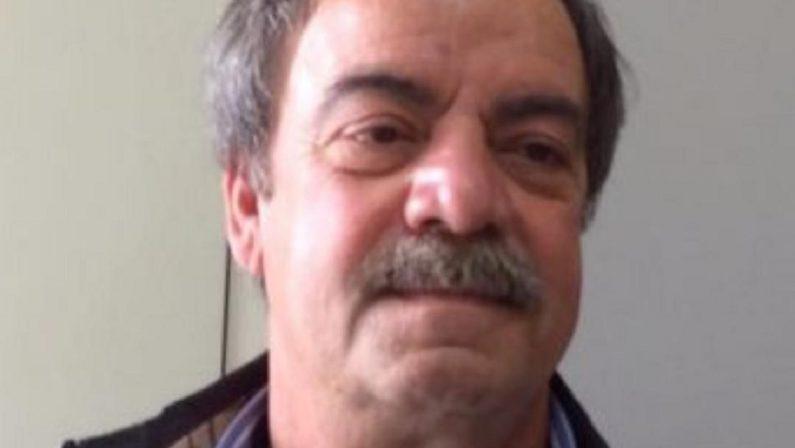 Morto il sindaco di Brognaturo, il cordoglio della giunta regionale e del presidente della provincia di Vibo Valentia