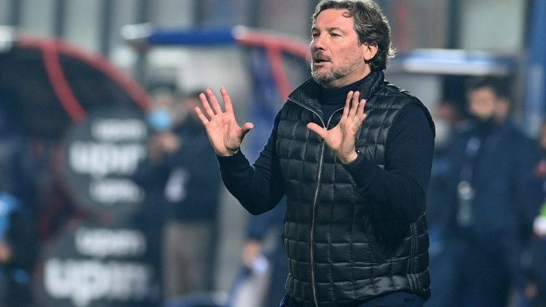 Il Crotone riparte dalla Roma, Stroppa: «Qualche giocatore più fresco ma nessuna rivoluzione»