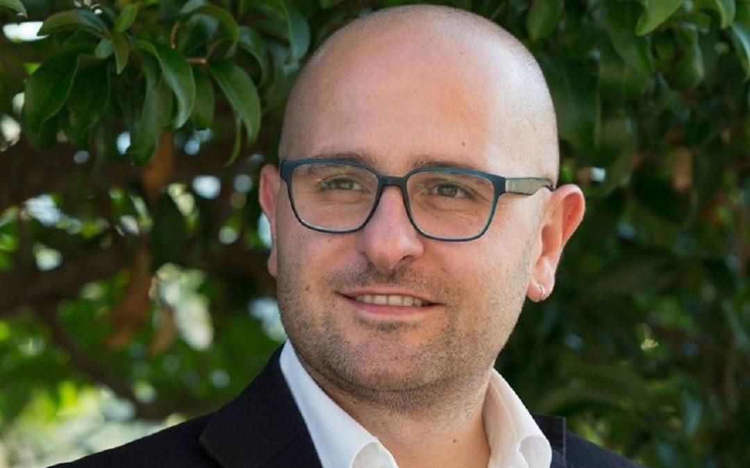 Giuseppe Giorno, delegato dal Movimento alle trattative sulle regionali