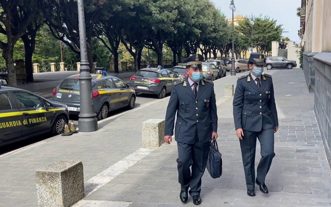 Denunciate cinque persone per frode fiscale: la Guardia di Finanza di Vibo Valentia sequestra beni per oltre 800mila euro