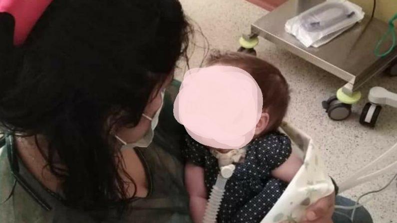Muore dopo 16 mesi di coma la piccola Jacqueline che aveva commosso il Vibonese