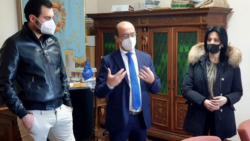 Mileto, più di mezzo milione per gli impianti sportivi, il sindaco Giordano annuncia 3 progetti
