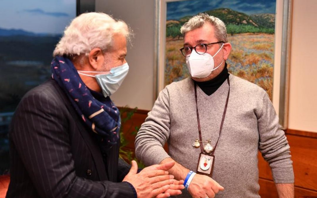 Guido Longo e Nino Spirlì