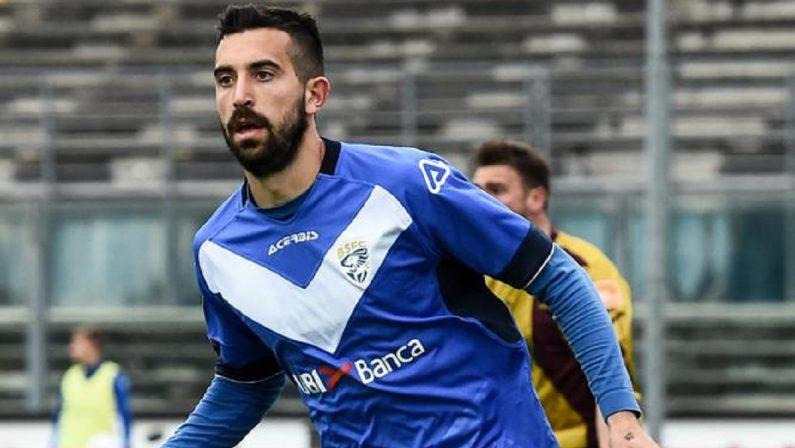 Calcio, al Cosenza arriva il centrocampista Tremolada