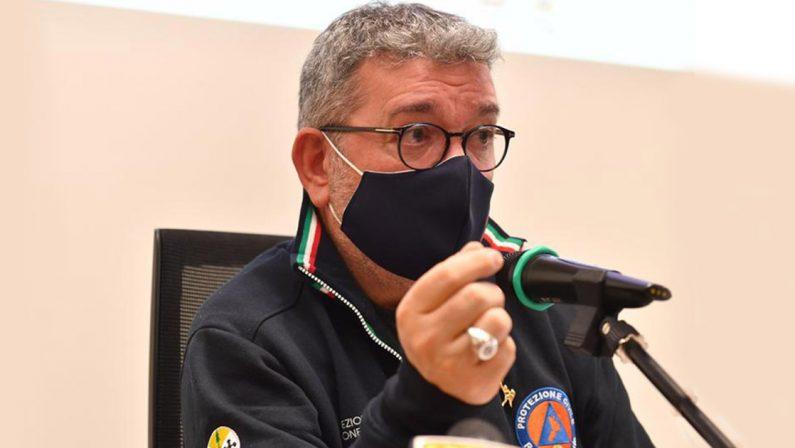 Scuola e coronavirus, Spirlì annuncia la didattica integrata: «Indice Rt sotto l'1»