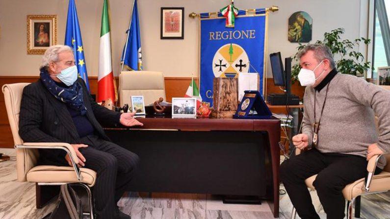 Sanità in Calabria, intesa tra Regione e Commissario Longo su nuovi dirigenti di Asp e Aziende ospedaliere