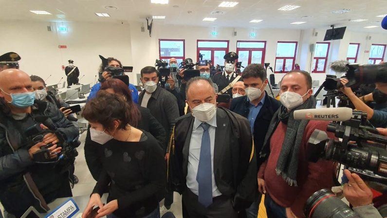 'Ndrangheta, processo Rinascita Scott: Spatuzza ricostruisce i rapporti e le stragi con Cosa Nostra
