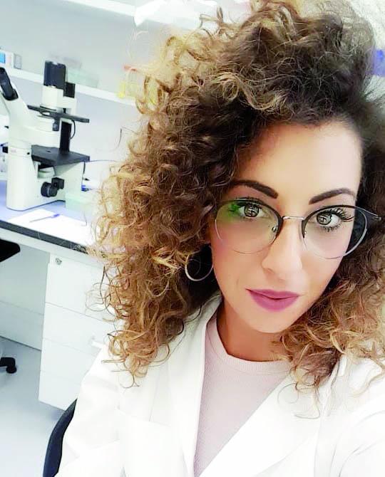 La ricercatrice lucana Stefania Nogaretto