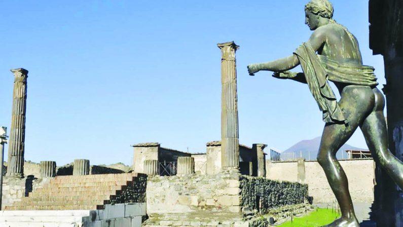 Il Covid peggio della lava per Pompei: è il sito turistico più penalizzato