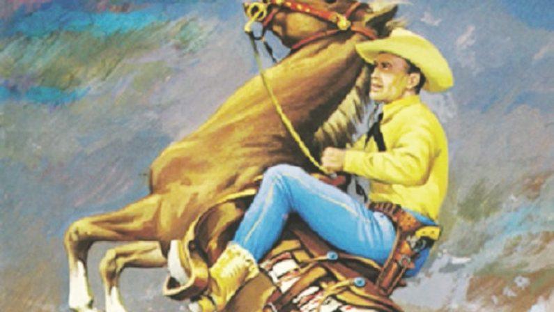 """Bonelli più Tex del suo Tex: due """"pard"""" complici nel West"""