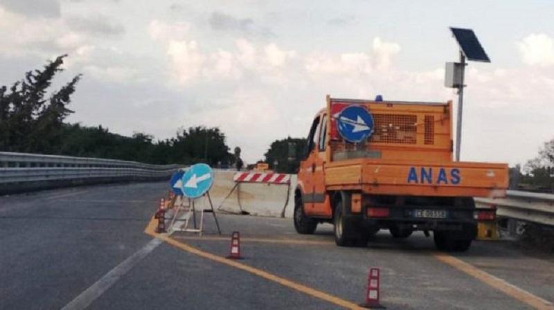 Viabilità, Anas: Al via lavori manutenzione del viadotto Ufita